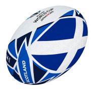 ギルバート製 RWC2019 スコットランド フラッグボール ミニ