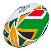 ギルバート製 RWC2019 南アフリカ フラッグボール