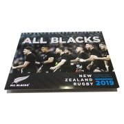 オールブラックス 2019 卓上カレンダー