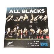 オールブラックス 2019カレンダー