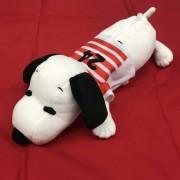ラグビー日本代表 オフィシャル スヌーピー 寝そべりペンケース