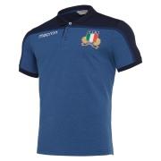 イタリア代表 18/19 ラグビーポロシャツ