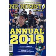 NZ RUGBY KIDS 2019年増刊号