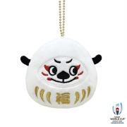 ラグビーワールドカップ2019 オフィシャル だるまマスコットキーリング  Ren-G Ren(レン)