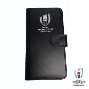 ラグビーワールドカップ2019 オフィシャル 手帳型マルチ スマホケース(ブラック)