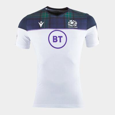 スコットランド代表 19/20 トレーニングTシャツ ホワイト