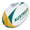 ギルバート製 RWC2019 オーストラリア サポーターボール