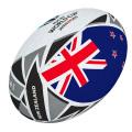 ギルバート製 RWC2019 ニュージーランド フラッグボール ミニ
