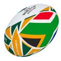 ギルバート製 RWC2019 南アフリカ フラッグボール ミニ