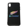 オールブラックス iPhoneケース ホログラムロゴ(X/XS MAX 用)