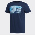 adidas SCRUM TRAIN Tシャツ