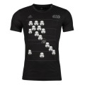 adidas Rugby STAR WARS STORM TROOPERS/VADER Tシャツ