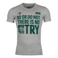 adidas Rugby STAR WARS YODA Tシャツ