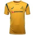 オーストラリア代表 ワラビーズ 14/15 MATCH DAY トレーニングTシャツ