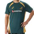 オーストラリア代表 ワラビーズ 2017 MATCH DAY トレーニングTシャツ
