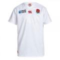 RWC2015 イングランド代表 子供用ホームジャージ
