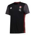 イングランド代表 17/18 Elite トレーニングTシャツ ブラック