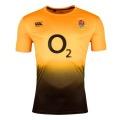 イングランド代表 18/19 Poly トレーニングTシャツ オレンジ