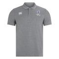 ラグビーワールドカップ2019 オフィシャル Pique ポロシャツ グレー
