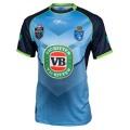 NSW 2016 トレーニングTシャツ スカイ