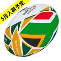 【5月事前予約商品】ギルバート製 RWC2019 南アフリカ フラッグボール