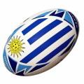 ギルバート製 RWC2019 ウルグアイ フラッグボール