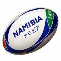 ギルバート製 RWC2019 ナミビア サポーターボール