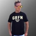 グリフィン GRFN ロゴTシャツ ブラック