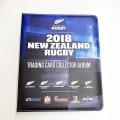 ニュージーランド ラグビー トレーディングカードアルバム
