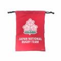 ラグビー日本代表 オフィシャル 巾着
