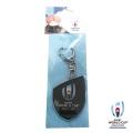 ラグビーワールドカップ2019 オフィシャル アクリルキーホルダー(ブラック)
