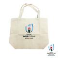 ラグビーワールドカップ2019 オフィシャル トートバッグ L (ホワイト)