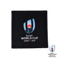 ラグビーワールドカップ2019 オフィシャル ハンドタオル (ブラック)