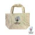 ラグビーワールドカップ2019 オフィシャル トートバッグ S (ホワイト)