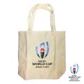 ラグビーワールドカップ2019 オフィシャル トートバッグ M (ホワイト)
