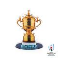 ラグビーワールドカップ2019 オフィシャル アクリルスタンド(ウェブ・エリス・カップ)