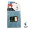 ラグビーワールドカップ2019 オフィシャルピンバッジ(イタリア)