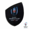 ラグビーワールドカップ2019 オフィシャル ピンバッジ(ブラック)