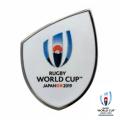 ラグビーワールドカップ2019 オフィシャル ピンバッジ(ホワイト)