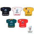 ラグビーワールドカップ2019 オフィシャル ユニフォーム型タオル 【全5種】
