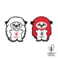 ラグビーワールドカップ2019 オフィシャル ラバーマグネット(レンジー)