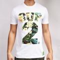 SUP2 Tシャツ Fantasy Islnad ホワイト