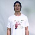 SUP2 Corsage Tシャツ ホワイト