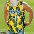 SUP2 Pineapple Basketball Shirt