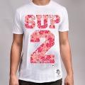 SUP2 Japan Retro Tシャツ ホワイト