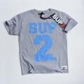 SUP2 Mesh 子供用Tシャツ グレー