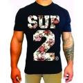 SUP2 Tシャツ NANA ブラック