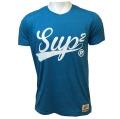 SUP2 Tシャツ Vintage アクア