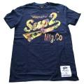 SUP2 VINTAGE Tシャツ ネイビー