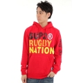 SUP2 RUGBY NATION フーディー JPN